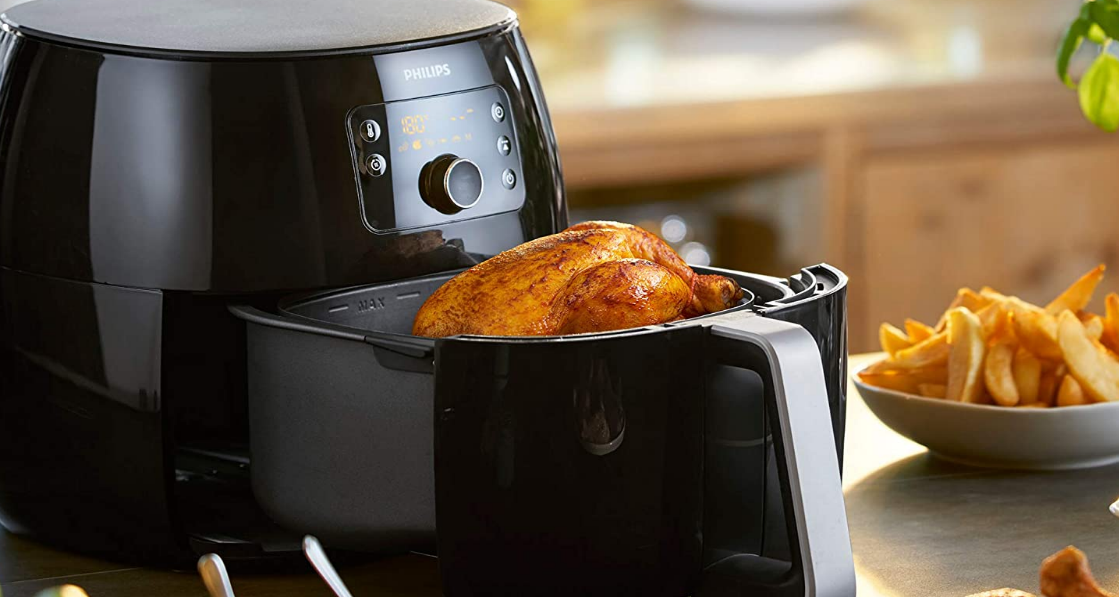 Test friteuse Philips HD9652/90 Airfryer XXL