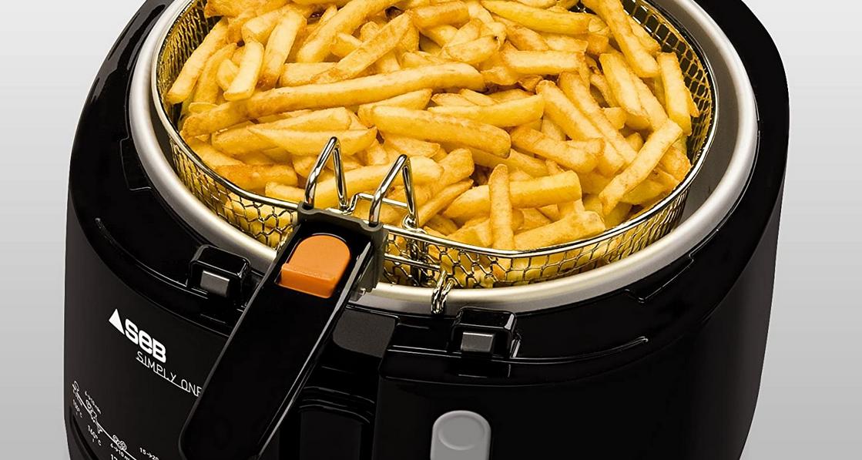 Test friteuse électrique Seb Simply One FF160800