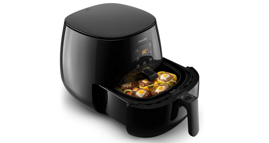 Test friteuse sans huile Philips HD9260/90 Airfryer XL